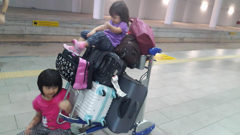 Sharda Allana Traveling, Malaysia KL 20160821