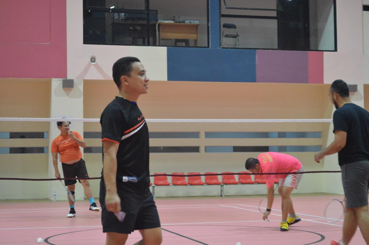 Klub Badminton HIPMI JAYA - GBK Arena, 25 Juni 2019
