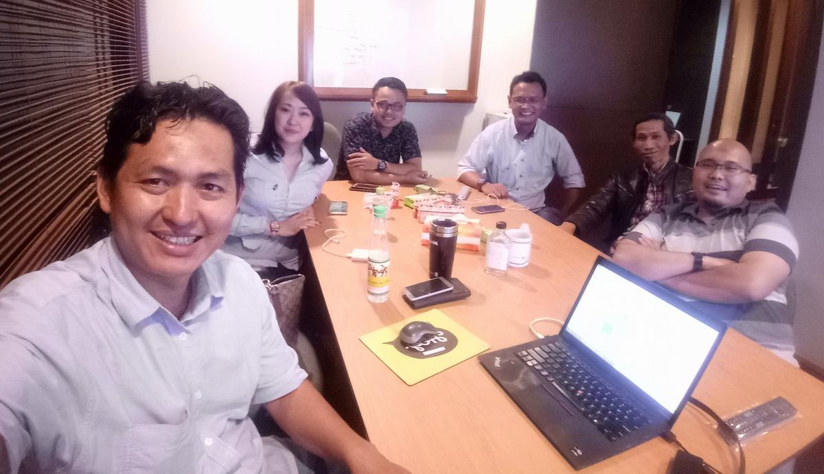 Rapat Pembentukan Asosiasi Bisnis Proses & Manajemen Strategi Sept 3, 2019